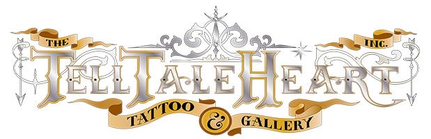 The Tell Tale Heart Tattoo & Gallery